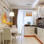 «Виды планировки кухни»