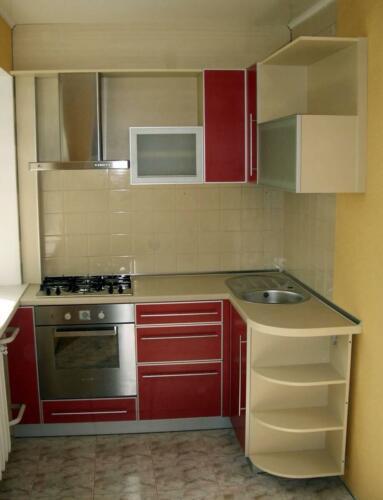 Кухня Алиса. Размер: 1300*1300 мм., цена: 76800 руб.