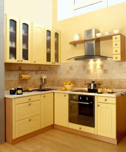 Кухня Персик. Размер: 1700*2000 мм., цена: 62900 руб.