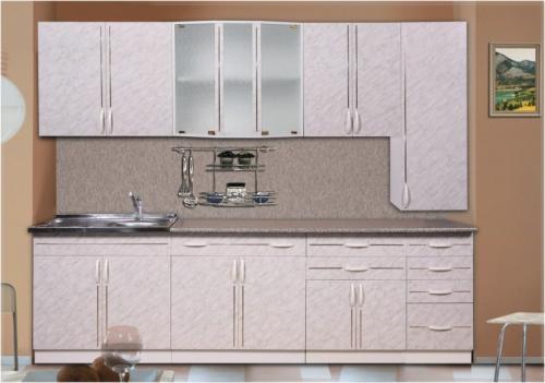 Кухня Лилия - 1. Размер: 2600 мм., цена: 25000 руб.