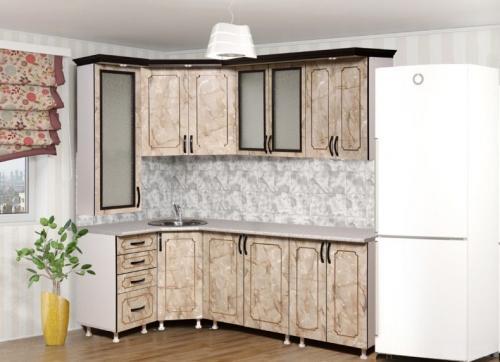 Кухня Лилия - 2. Размер: 1200*2400 мм., цена: 28000 руб.