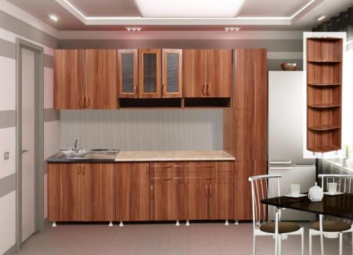 Кухня Лилия - 4. Размер: 2600 мм., цена: 25500 руб.