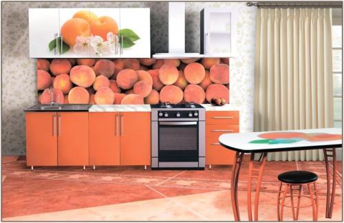 Кухня Лилия - 7. Размер: 2000 мм., цена: 28000 руб.