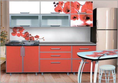 Кухня Лилия - 8. Размер: 2200 мм., цена: 24800 руб.