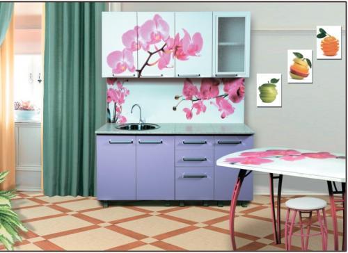 Кухня Лилия - 9. Размер: 1600 мм., цена: 23500 руб.