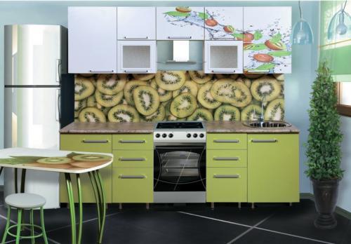 Кухня Лилия - 11. Размер: 2400 мм., цена: 25000 руб.