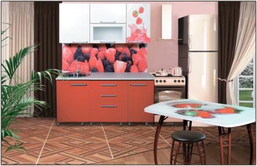 Кухня Лилия - 12. Размер: 1500 мм., цена: 22000 руб.