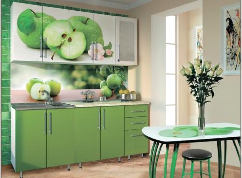 Кухня Лилия - 13. Размер: 2000 мм., цена: 24000 руб.