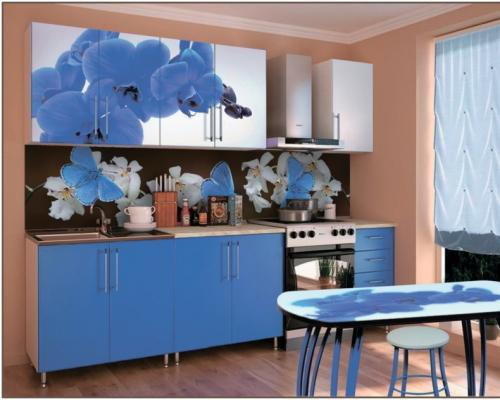 Кухня Лилия - 14. Размер: 2000 мм., цена: 20000 руб.