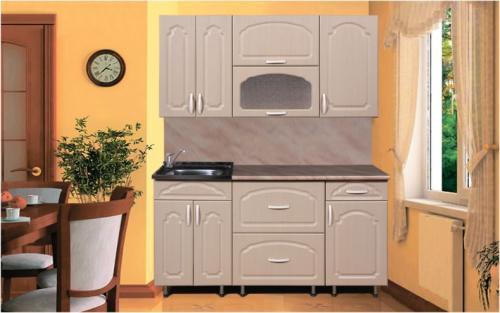 Кухня Лилия - 16. Размер: 1500 мм., цена: 24500 руб.