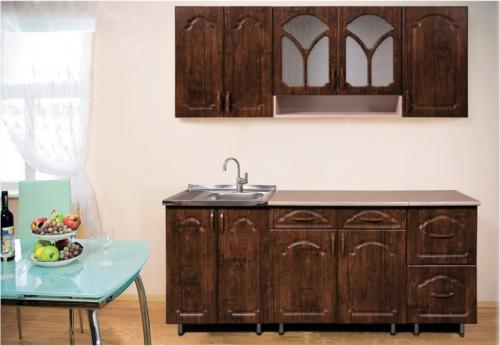 Кухня Лилия - 17. Размер: 1800 мм., цена: 25000 руб.