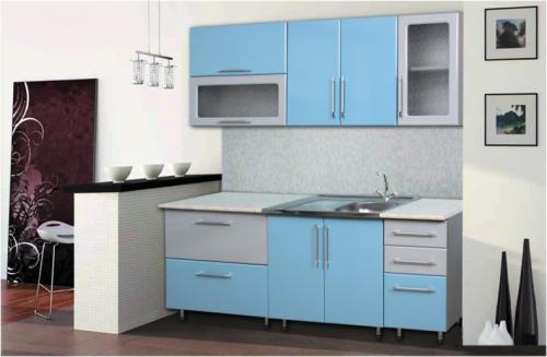 Кухня Лилия - 22. Размер: 2000 мм., цена: 23500 руб.