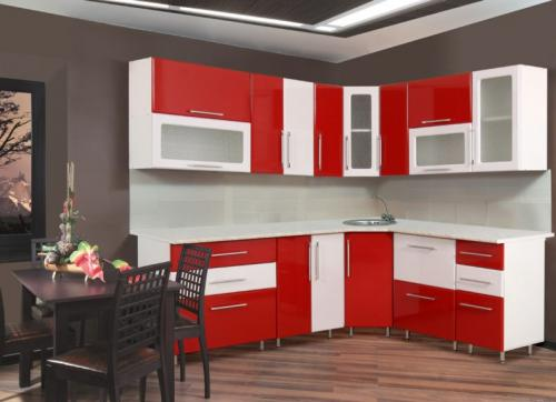 Кухня Лилия - 23. Размер: 2200*1800 мм., цена: 34000 руб.