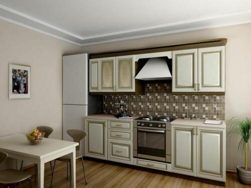Кухня Мираса. Размер: 2300 мм., цена: 91000 руб.
