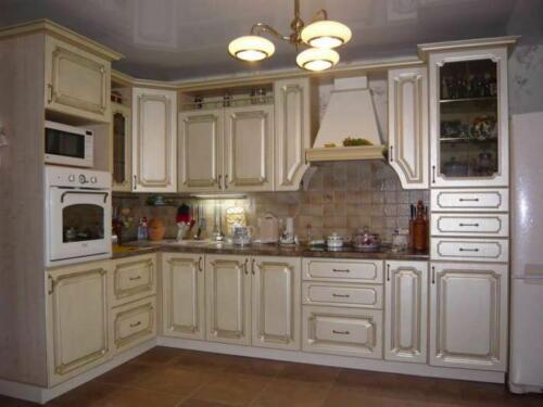 Кухня Николь - 2. Размер: 1800*3200 мм., цена: 194000 руб.