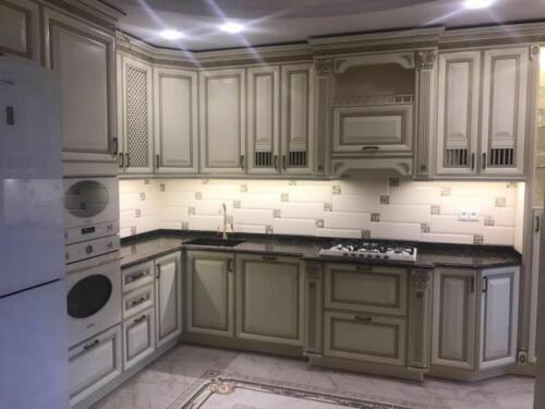 Кухня Эмилия - 3. Размер: 2000*3200 мм., цена: 202000 руб.