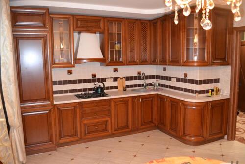 Кухня Лолита. Размер: 3000*2200 мм., цена: 210000 руб.