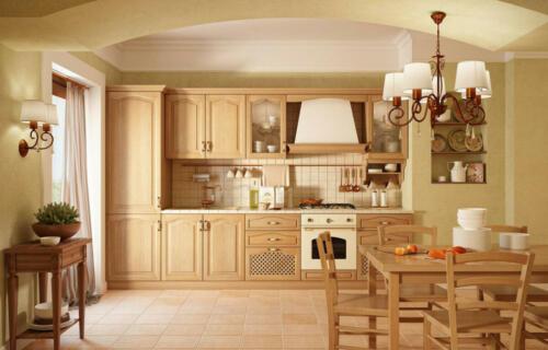 Кухня Нинэль. Размер: 3000 мм., цена: 120000 руб.