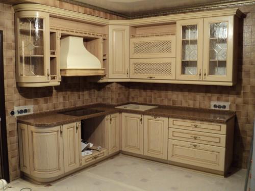 Кухня Дана. Размер: 2400*2200 мм., цена: 175000 руб.