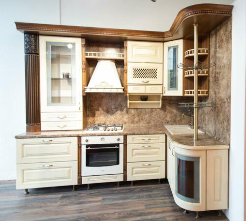 Кухня Марта. Размер: 2600*1800 мм., цена: 167000 руб.