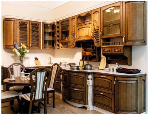 Кухня Нильс. Размер: 2200*2900 мм., цена: 193500 руб.
