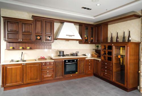 Кухня Грета - 2. Размер: 4100*2300 мм., цена: 245000 руб.