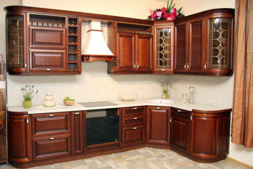 Кухня Вика. Размер: 3000*1700 мм., цена: 178000 руб.