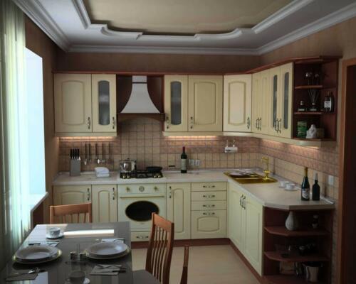 Кухня Вика цена: 75000 руб.