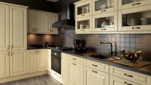 Кухня Винтаж. Размер: 2200*3600 мм., цена: 102000 руб.