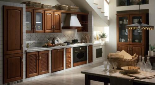Кухня Фредерика. Размер: 3400 мм., цена: 64000 руб.