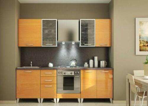 Кухня Апельсин. Размер: 2500 мм., цена: 45500 руб.