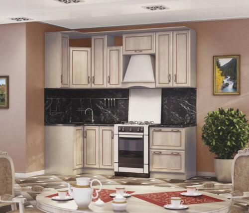 Кухня Коньён - 2. Размер: 1000*2400 мм., цена: 54000 руб.