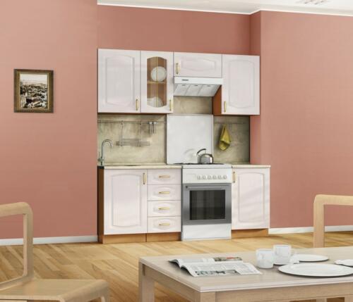 Кухня Снежинка - 2. Размер: 2000 мм., цена: 32500 руб.