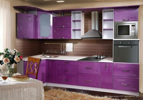 Кухня Виола. Размер: 1600*3000 мм., цена: 83500 руб.