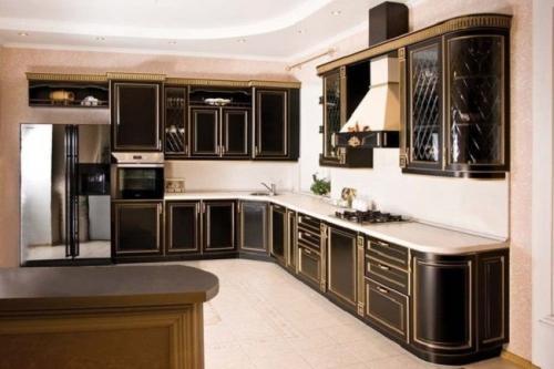 Кухня Черника. Размер: 2200*3400 мм., цена: 117000 руб.