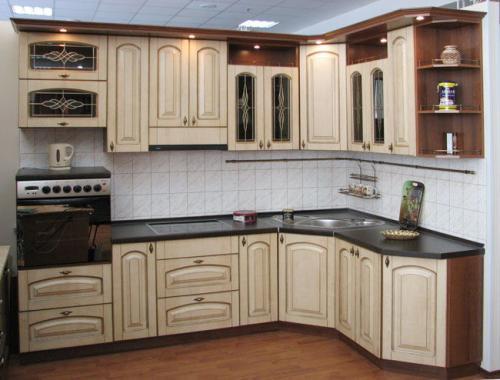 Кухня Патина 017 116500р.