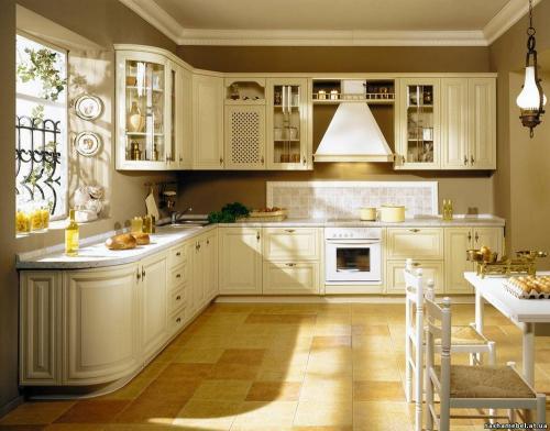 Кухня Мирида. Размер: 3000*3100 мм., цена: 128700 руб.