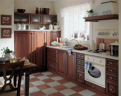 Кухня Патина 022 от 19000р. п/м.