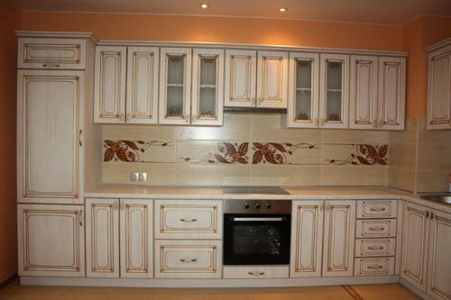 Кухня Мираж - 2. Размер: 4000*1200 мм., цена: 109900 руб.