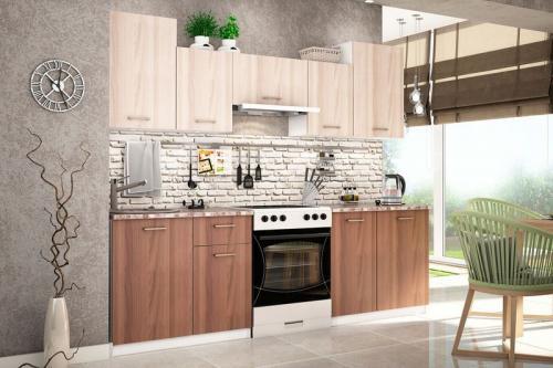 Кухня Нота. Размер: 2400 мм., цена: 35000р.