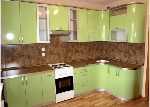 Кухня Елена. Размер: 2900*1600 мм.,  цена: 152000 руб.