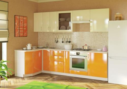 Кухня Грандис. Размер: 1200*2700 мм., цена: 131000 руб.
