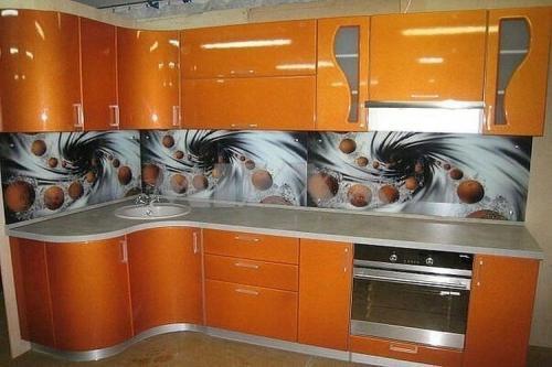Кухня Ангелина. Размер: 1300*2700 мм., цена: 133000 руб.