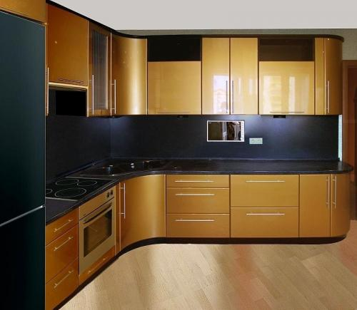 Кухня Мила - 2. Размер: 1800*3000 мм., цена: 122000 руб.