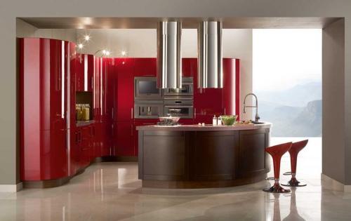 Кухня Янтарь. Размер: 2100*2900 мм., цена: 170000 руб.