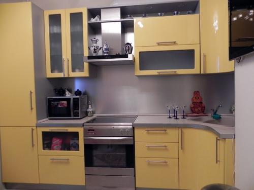 Кухня Песок. Размер: 2800*1200 мм., цена: 133000 руб.