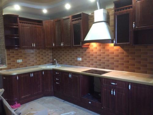 Кухня мдф 1.8*3.5м. цена 93000р.