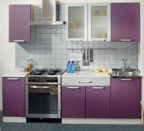 Кухня Сирень 1.7м. Мдф цена 32000р.