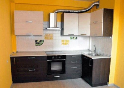 Кухня Миф 2.6*1.1м. Мдф цена 59200р.