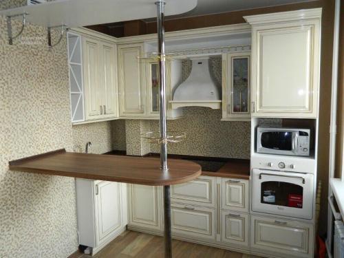Кухня Бриз  1.1*2.6м. Патина цена 70300р.